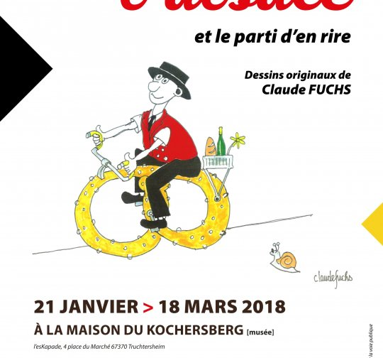 Exposition Claude FUCHS